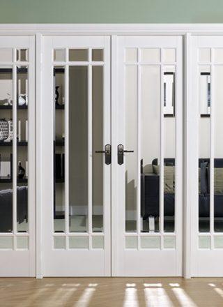 white room dividers interior doors