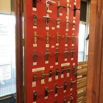 door handles and hardware from City Glass & Doors